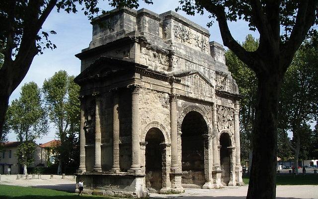 Памятник ЮНЕСКО в Оранже
