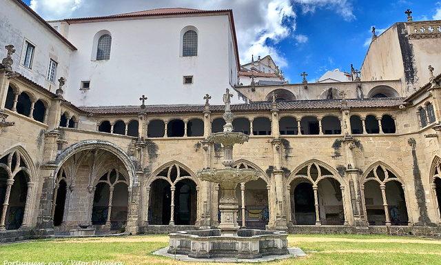 Монастырь Санта-Круз, Коимбра