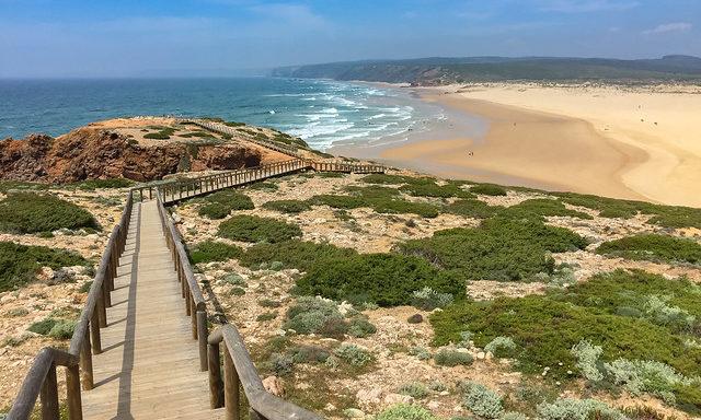 Пляж Бордейра