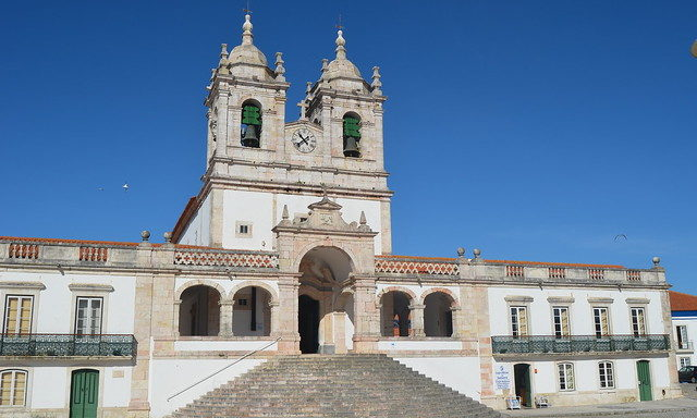 Исторический район Ситио в Назаре